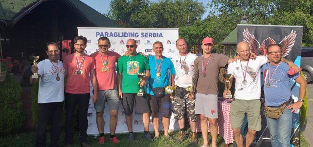 Sportski savez grada Požarevca - paraglajding