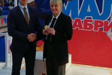 Ивана Филиповић, најпозитивнији судија – СМЕШКО!